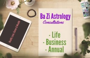 ask for your ba zi discussion, in all the area of your life, ask for yours today
