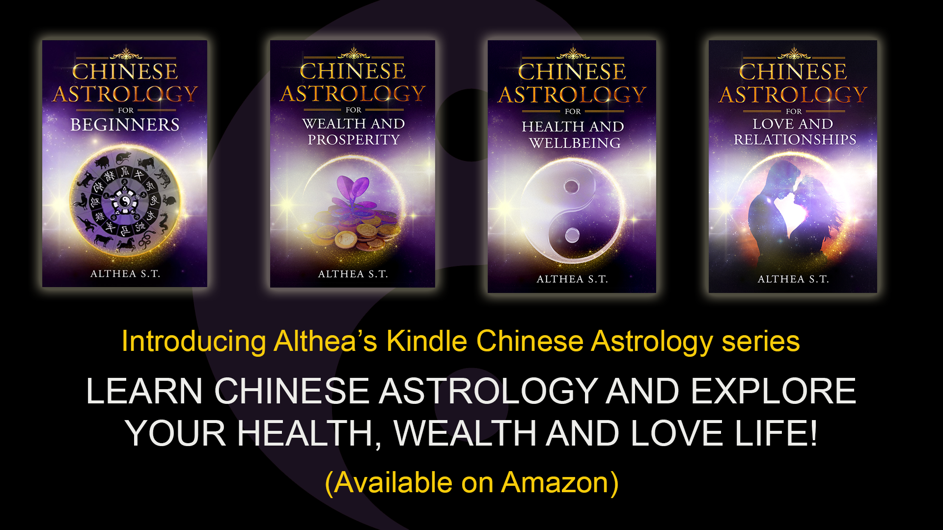 Chinese astrology books